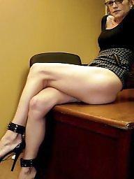 Legs, Leggings, Milf legs