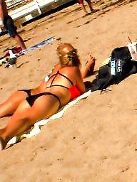 Bikini, Butt, Beach, Teen bikini, Teen ass, Bikinis
