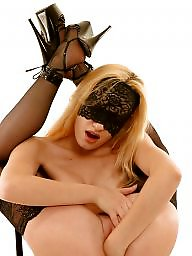 Stockings, Student, Striptease, Students, Mask, Dance