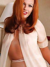 Lady, Redhead
