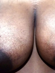 Black, Areola, Ebony bbw, Nipple