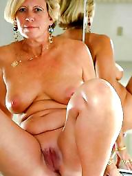 Granny tits, Hot granny