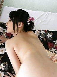 Lady, Asian tits