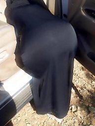 Hijab ass, Hidden, Ass