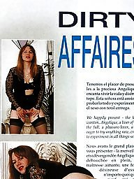 Vintage, Retro, Magazine