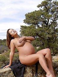 Pregnant, Asian, Asia