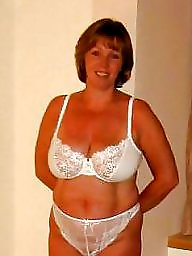 Grannies, Knickers, Granny stockings, Stocking, A bra, Granny mature