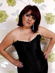 Stockings mature, British mature, Stocking mature, British milf