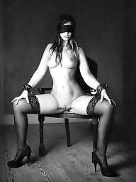 Stockings, Bound, Lips, Babes, Bounded
