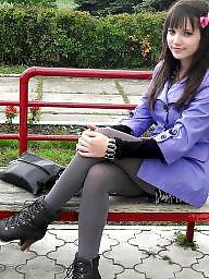 Leggings, Voyeur teen