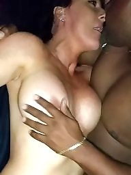 Milf sex, Groups, Milf interracial