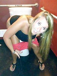 Toilet, Used, Girls