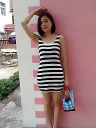 Asian, Dressed, Dress