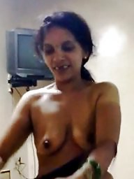 Ugly, Aunty, Indian mature, Indian aunty, Ugly mature, Tits