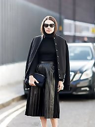 Leather, Skirt