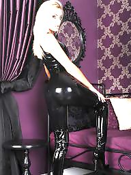 Boots, Latex, Leather, Milf leather