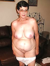 Granny, Granny boobs, Granny stockings, Mature stocking, Mature granny, Big granny