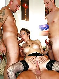 Group, Anal sex