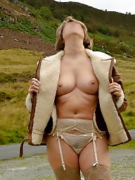 Public, Mature panties, Outdoor mature, Mature panty, Mature outdoors, Mature public