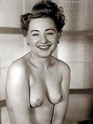 Vintage, Ladies, Vintage tits, Amateur tits, Vintage amateurs