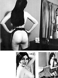 Vintage, Magazine, Vintage tits