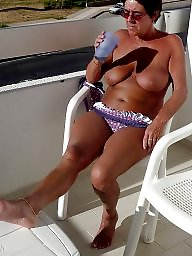Amateur granny, Mature wives