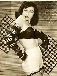 Lingerie, Amateur lingerie, Vintage lingerie, Vintage amateur