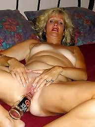 Mother, Dildo, Mothers, Tits, Mature fuck, Fucking