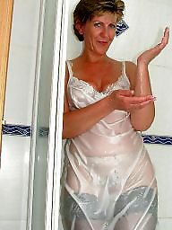 Shower, Uk milf