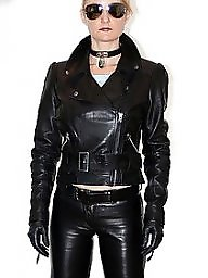 Latex, Leather, Boots, Pvc, Mature latex, Mature pvc