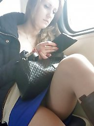 Upskirt, Sleep, Sleeping, Train, Sitting, Training