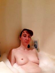 Bath, Wifes tits, Wife tits