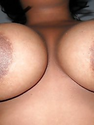 Black, Titties, Ebony tits, Ebony amateur
