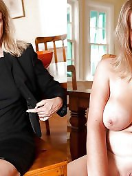 Mature dressed, Dressed, Mature dress, Mature amateurs