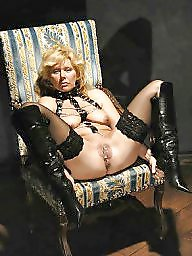 Leather, Latex, Mature leather, Mature latex, News, Milf leather