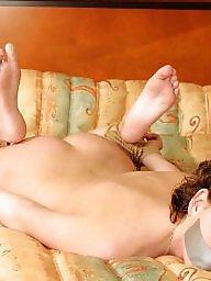Bondage, Bed, Nudes