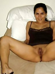 Mexican, Brunette mature, Mexican mature