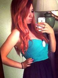 Redhead, Slutty, Redhead teens