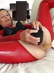 Latex, Mistress, Toys, Pornstar anal, Anal toy, Anal sex