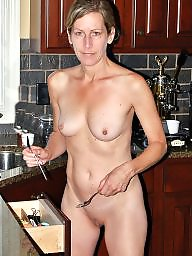 Kitchen, Erotic, Amateur matures