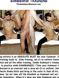 Gangbang, Train, Training, Gangbang amateur