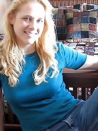 Blonde mature, Blonde