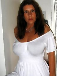 Milf, Busty mature, Carol, Mature boobs, Busty milf, Mature big boobs