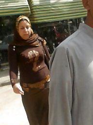 Egypt, Street, Boobs, Bitch