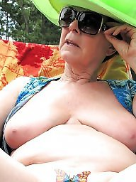Lady, Mature amateur