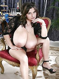 Mature boobs, Mature pics, Brunette mature