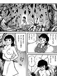 Comic, Comics, Japanese, Cartoon comics