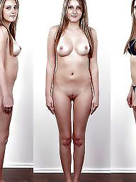 Dressed undressed, Girl, Dressed, Teen dress, Undress, Undressed