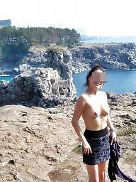 Korean, Public, Nude, Nudes