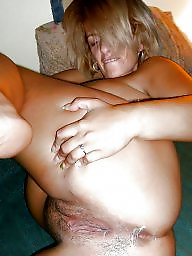 Fake, Blonde milf